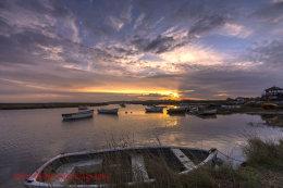 Morston Dawn autumn 2