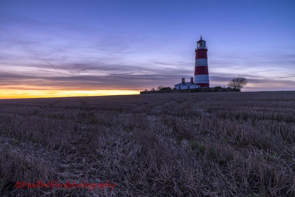 Happisburgh Lighthouse Dawn 5