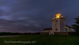 Dawn Cromer Lighthouse