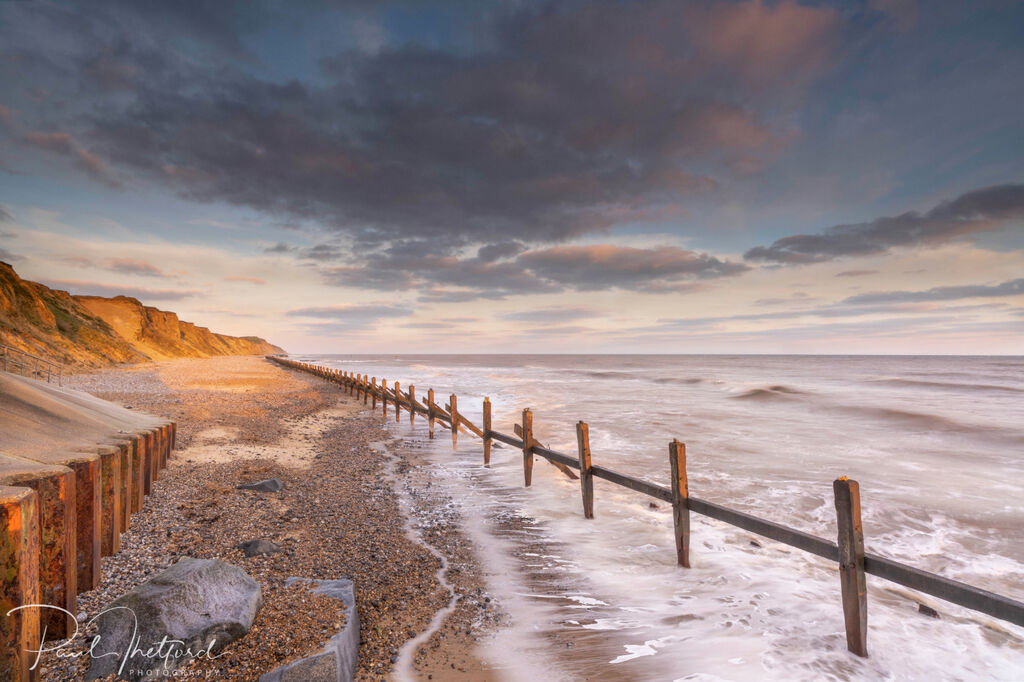 West Runton Spring Dawn