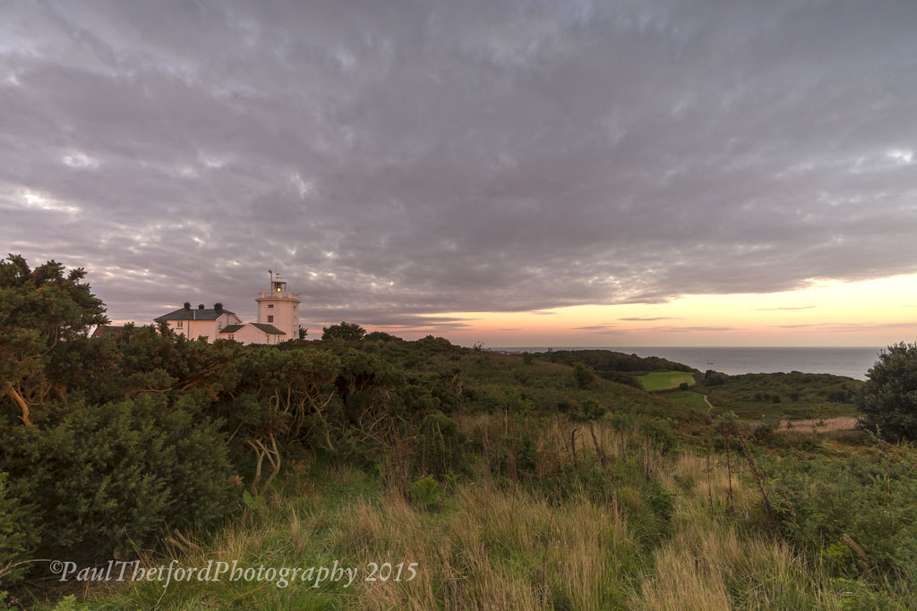 Dawn Cromer Lighthouse 2