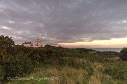 Dawn Cromer Lighthouse 2