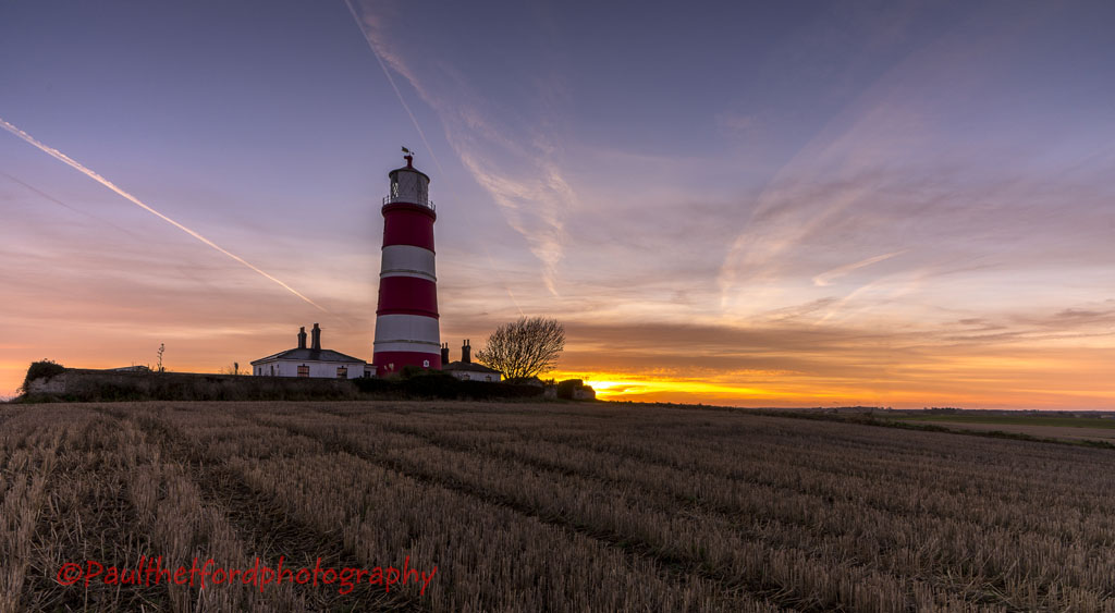 Happisburgh Lighthouse Dawn