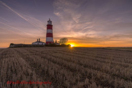 Happisburgh Lighthouse Dawn 2