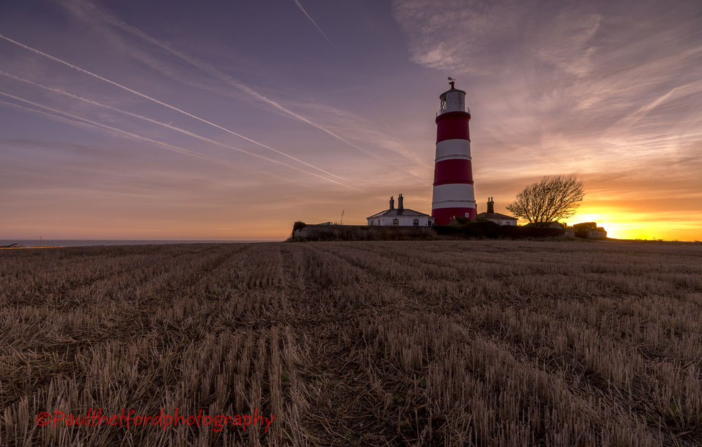 Happisburgh Lighthouse Dawn 3