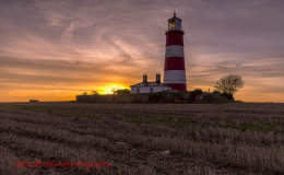Happisburgh Lighthouse Dawn 4