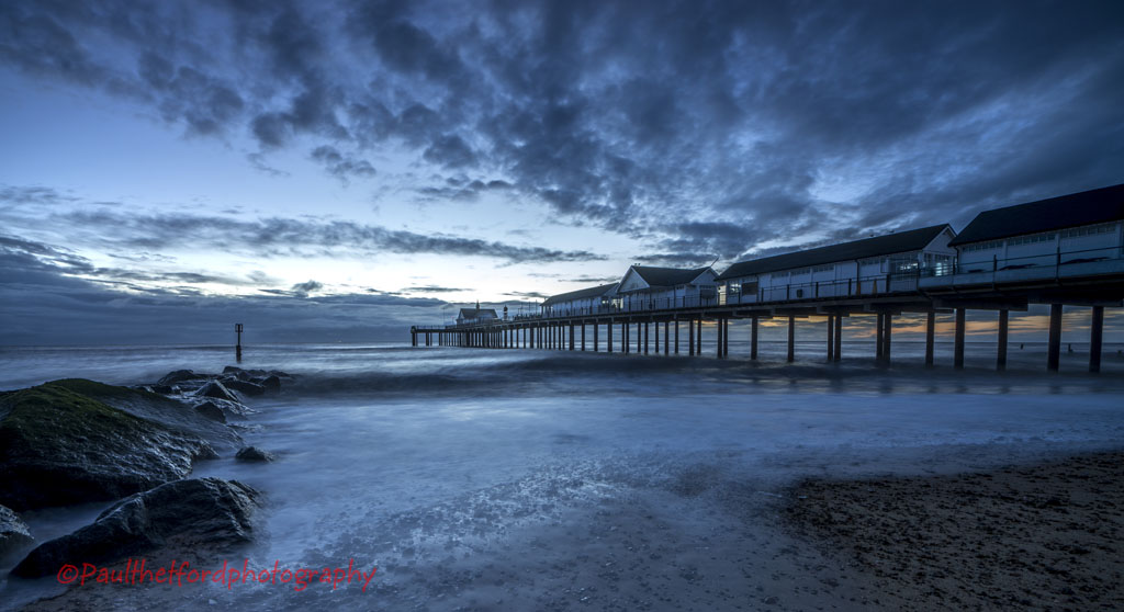 Southwold Pier Sunrise 1