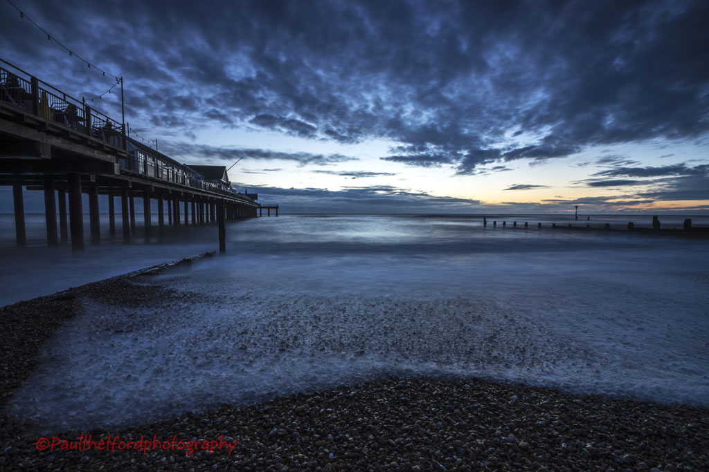 Southwold Pier Sunrise 2