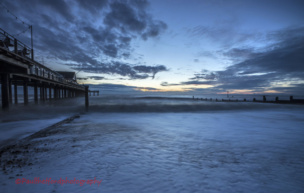 Southwold Pier Sunrise 3