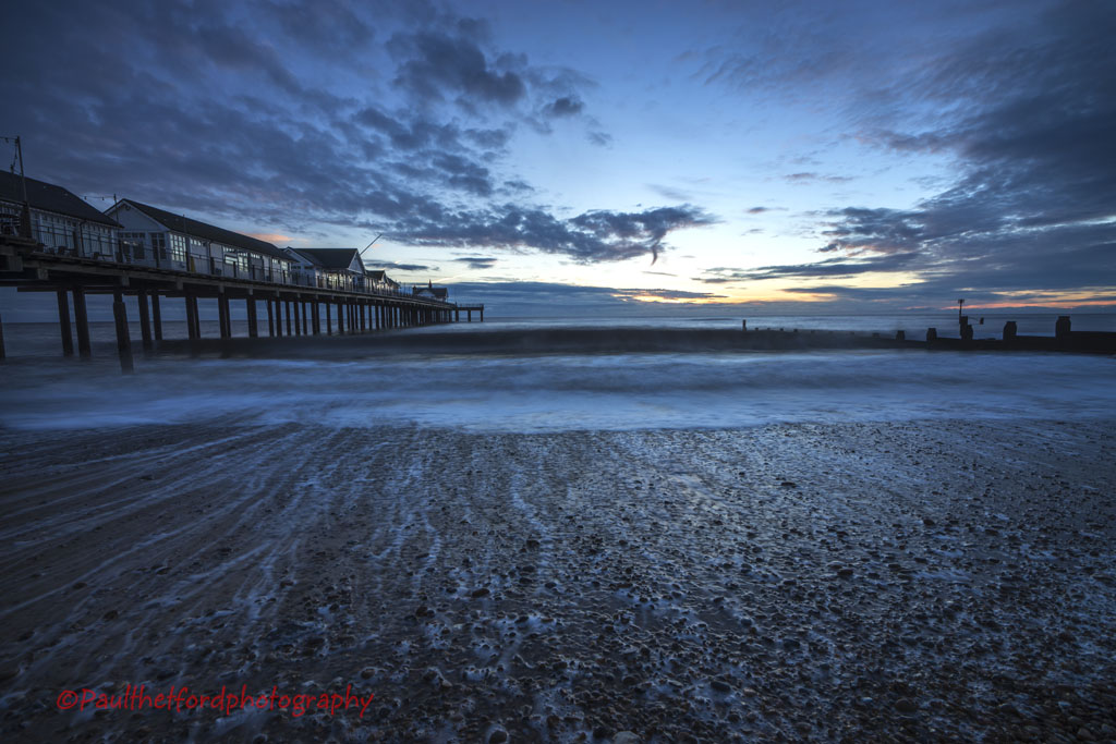 Southwold Pier Sunrise 4