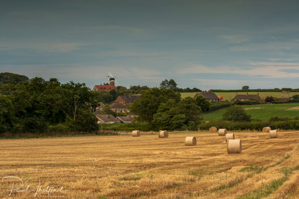 Weybourne Harvest 2