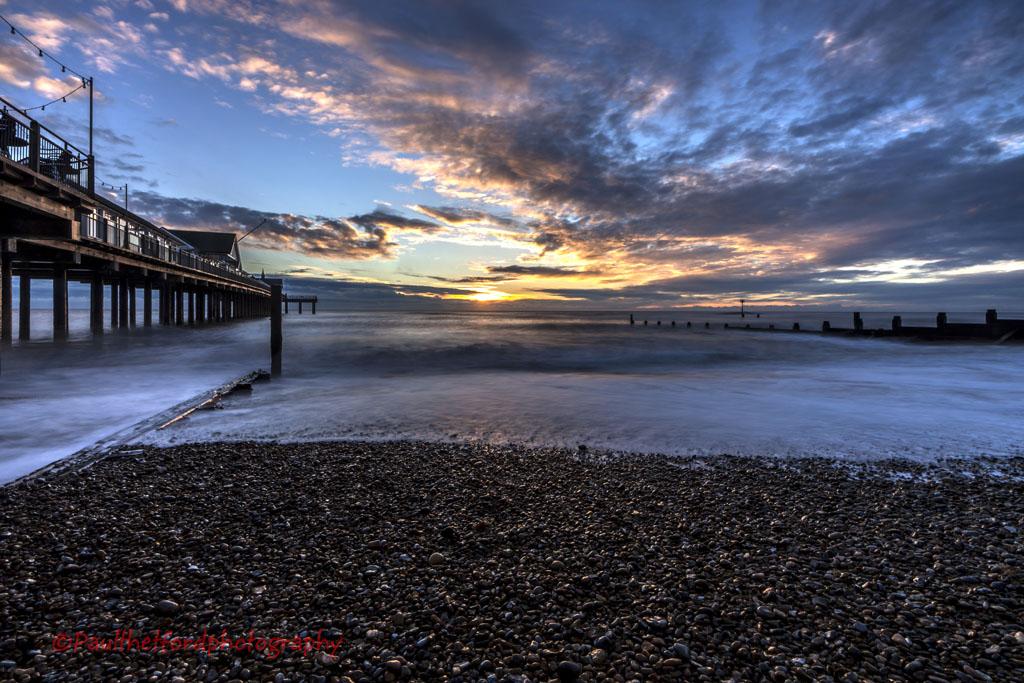 Southwold Pier sunrise 5