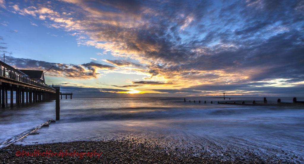 Southwold Pier sunrise 6