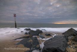 Dawn Caister on sea 3