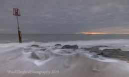Dawn Caister on sea 4