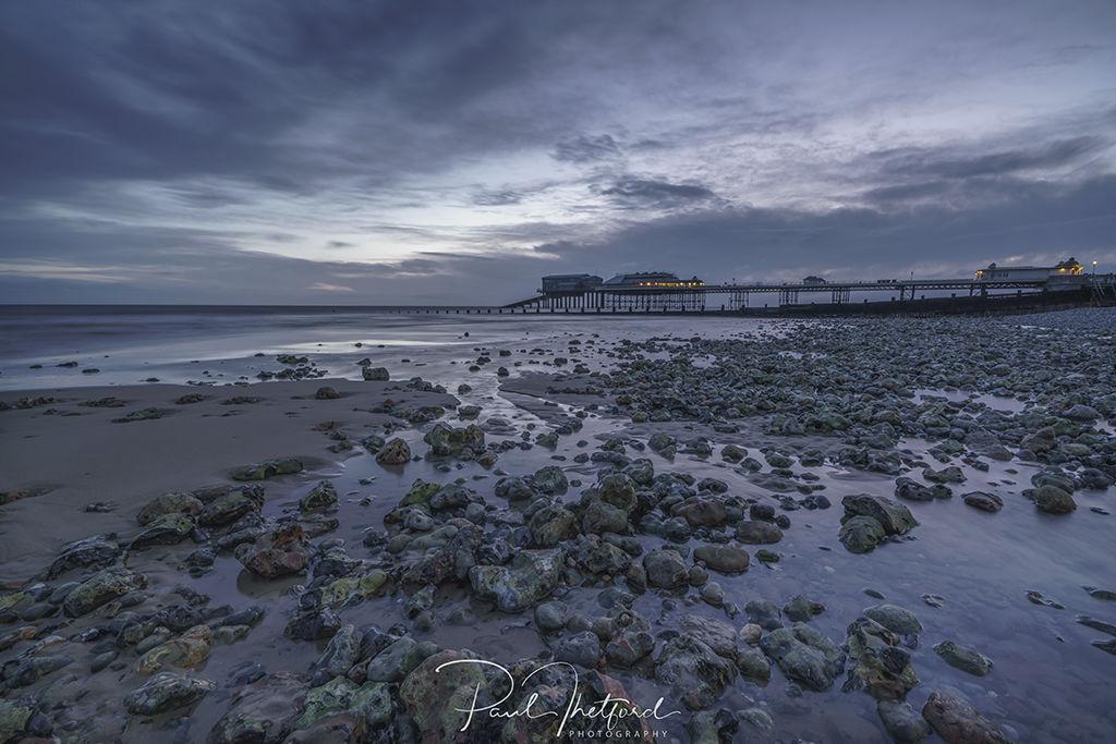 Cromer Beach/Pier dawn
