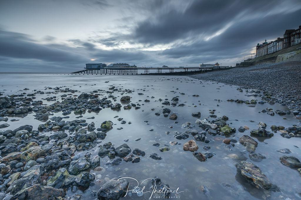Cromer Beach/Pier dawn 2