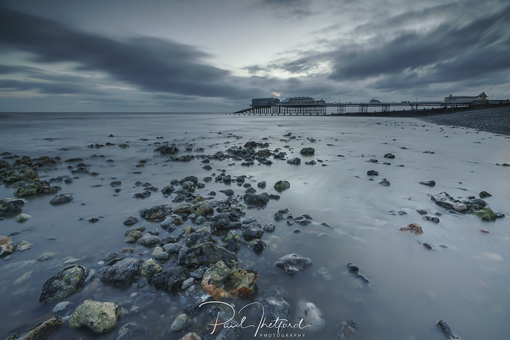 Cromer Beach/Pier dawn 3
