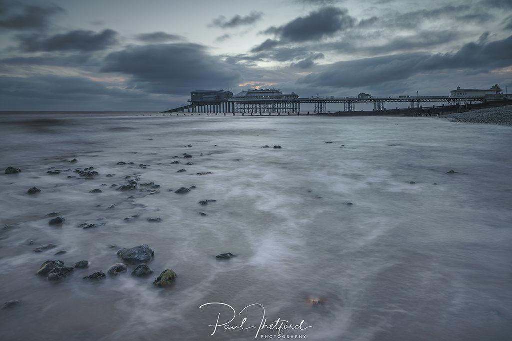 Cromer Beach/Pier dawn 4