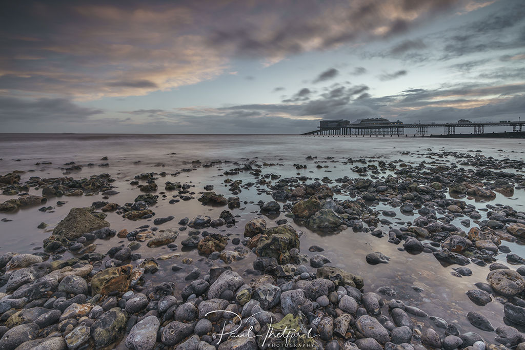 Cromer Beach/Pier dawn 5