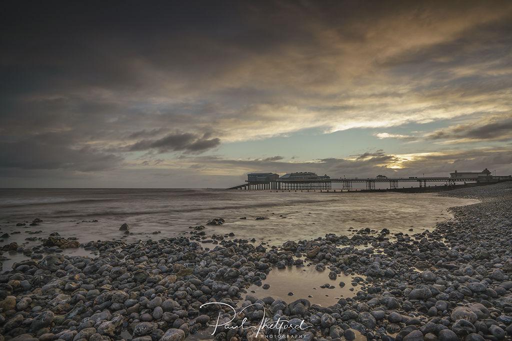 Cromer Beach/Pier dawn 6
