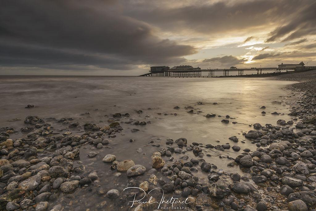 Cromer Beach/Pier dawn 7