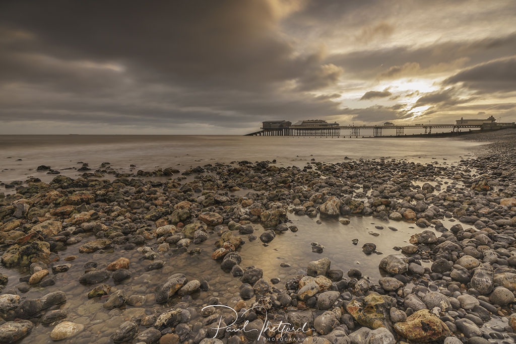 Cromer Beach/Pier dawn 8
