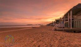 Wells Beach Dawn 2