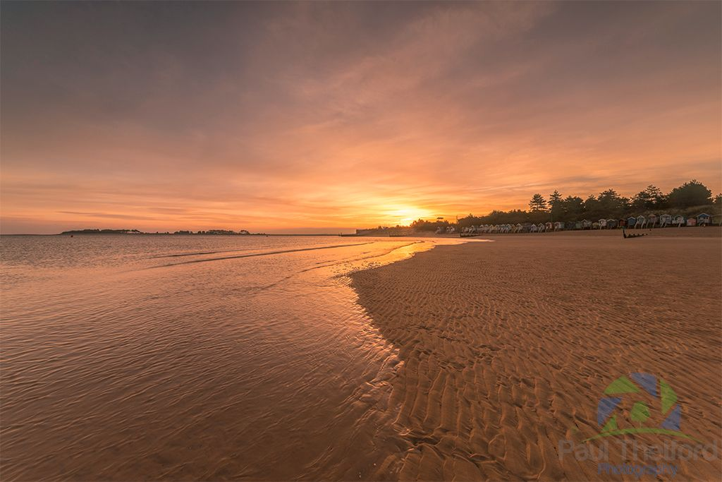 Wells Beach Dawn