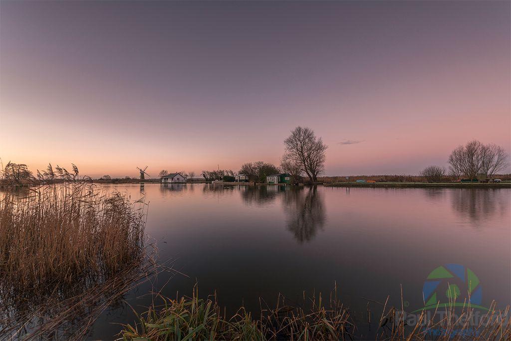 Thurne Winters Dawn