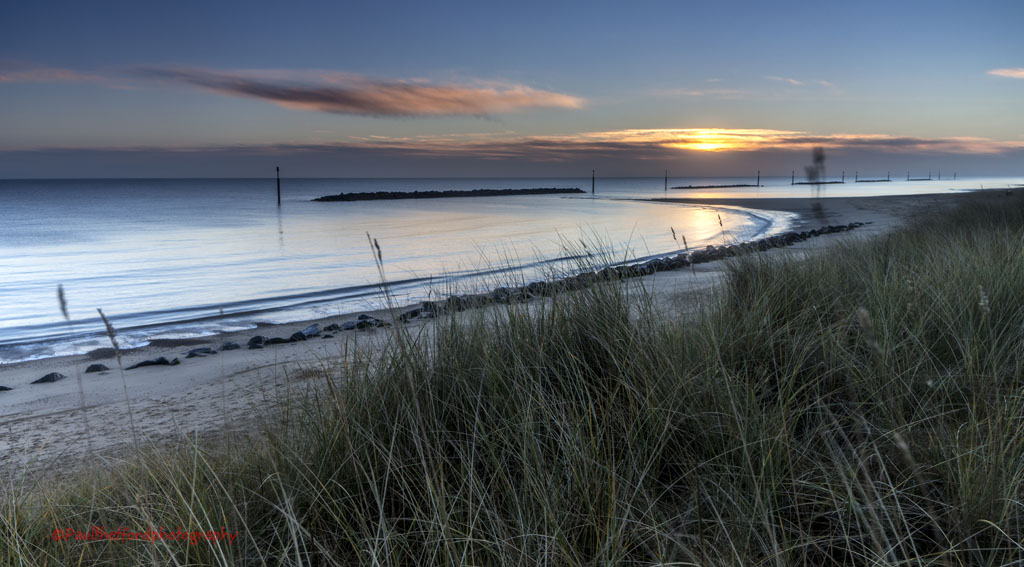 Sea Palling Sunrise 4