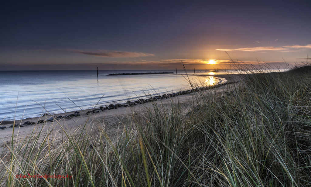 Sea Palling Sunrise 5