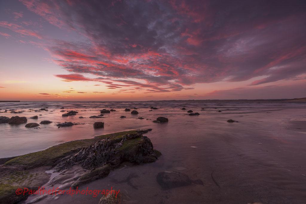 Dawn Beadnell Bay