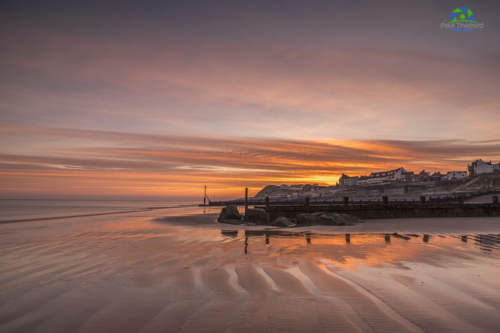 Sheringham Dawn colours