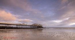 Cromer Pier Dawn 2