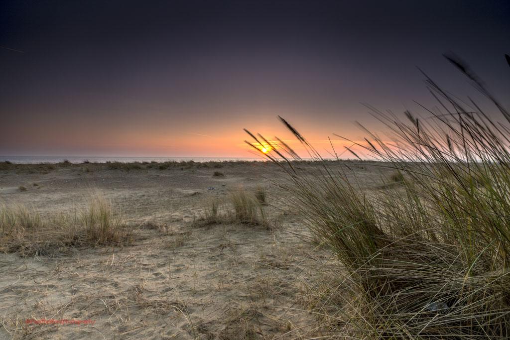 Winterton on sea Sunrise