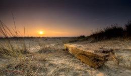 Winterton on sea Dawn