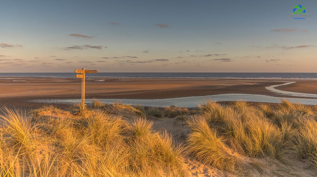 Burnham Overy Beach