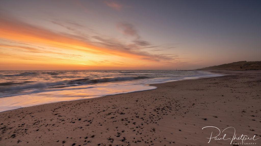 Waxham late summer dawn 3
