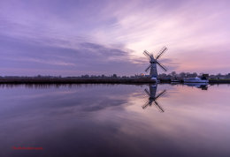 Dawn over Thurne 3