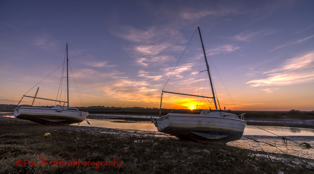 Last light Blakeney