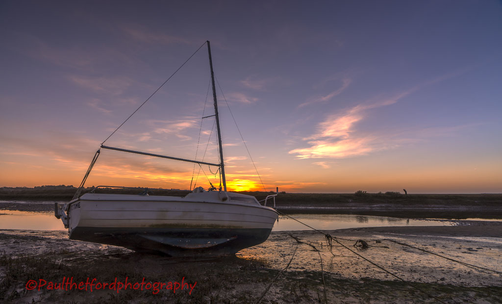 Last light Blakeney 2