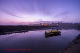 Pre Dawn Light Blakeney