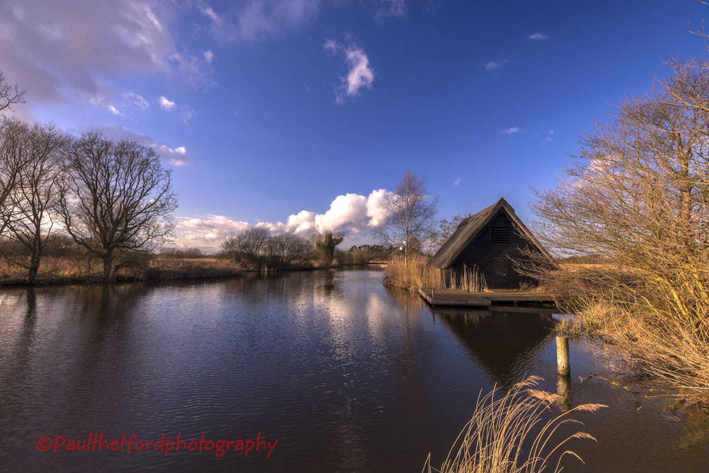 Boat House Norfolk Broads