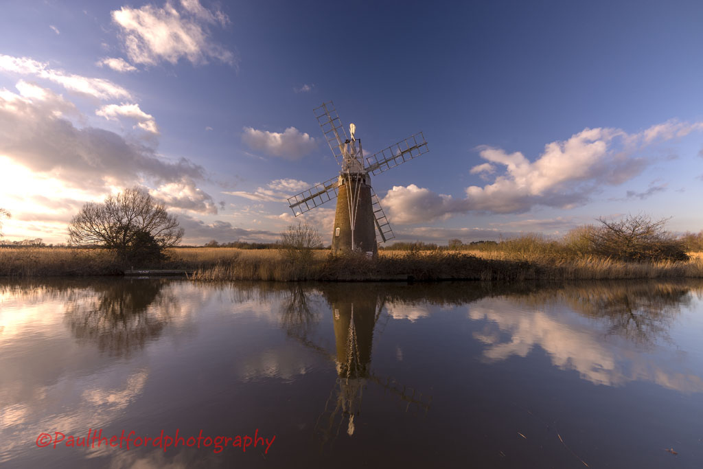 Turf Fen Mill Norfolk Broads