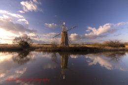 Turf Fen Mill Norfolk Broads