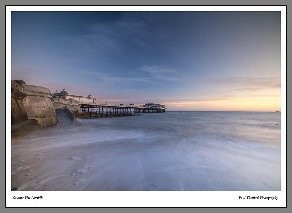 Cromer Pier Dawn 5