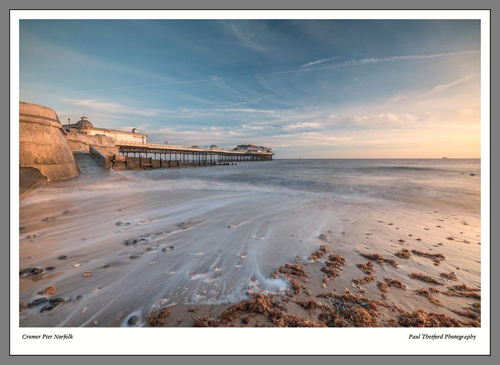 Cromer Pier Dawn 6