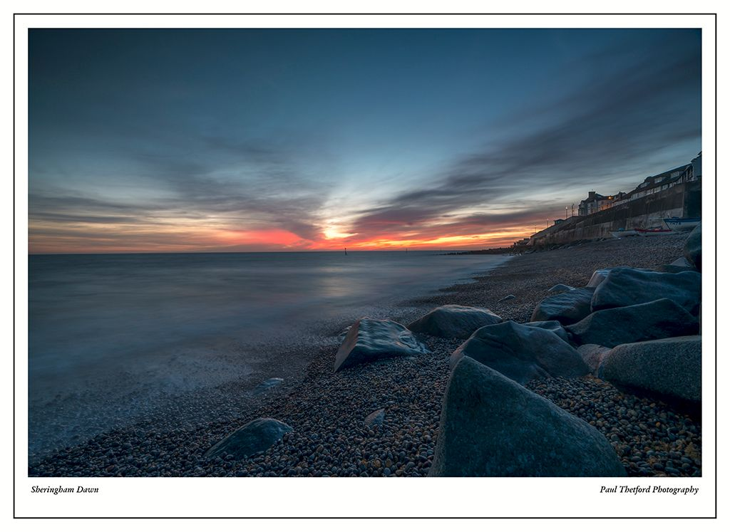 Sheringham sunrise 2