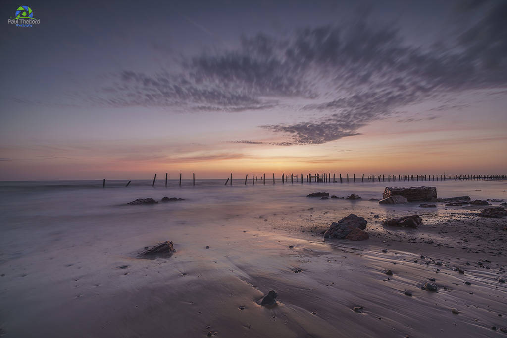 Happisburgh Spring Dawn